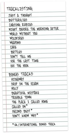 sfs-tracklist