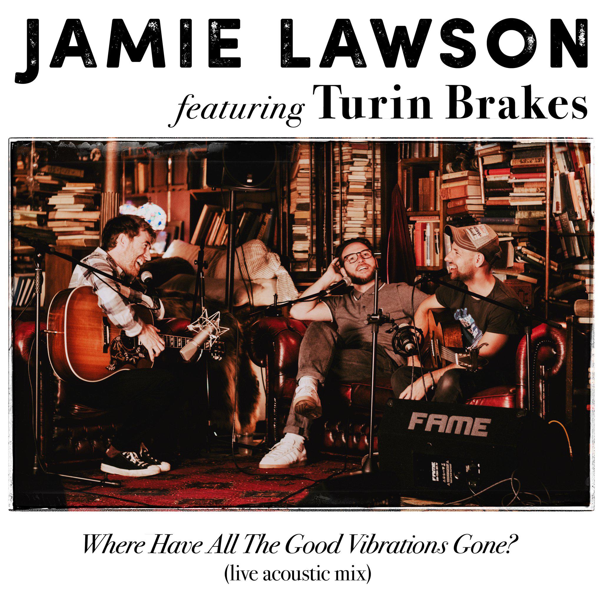 Jamie Lawson - cover image